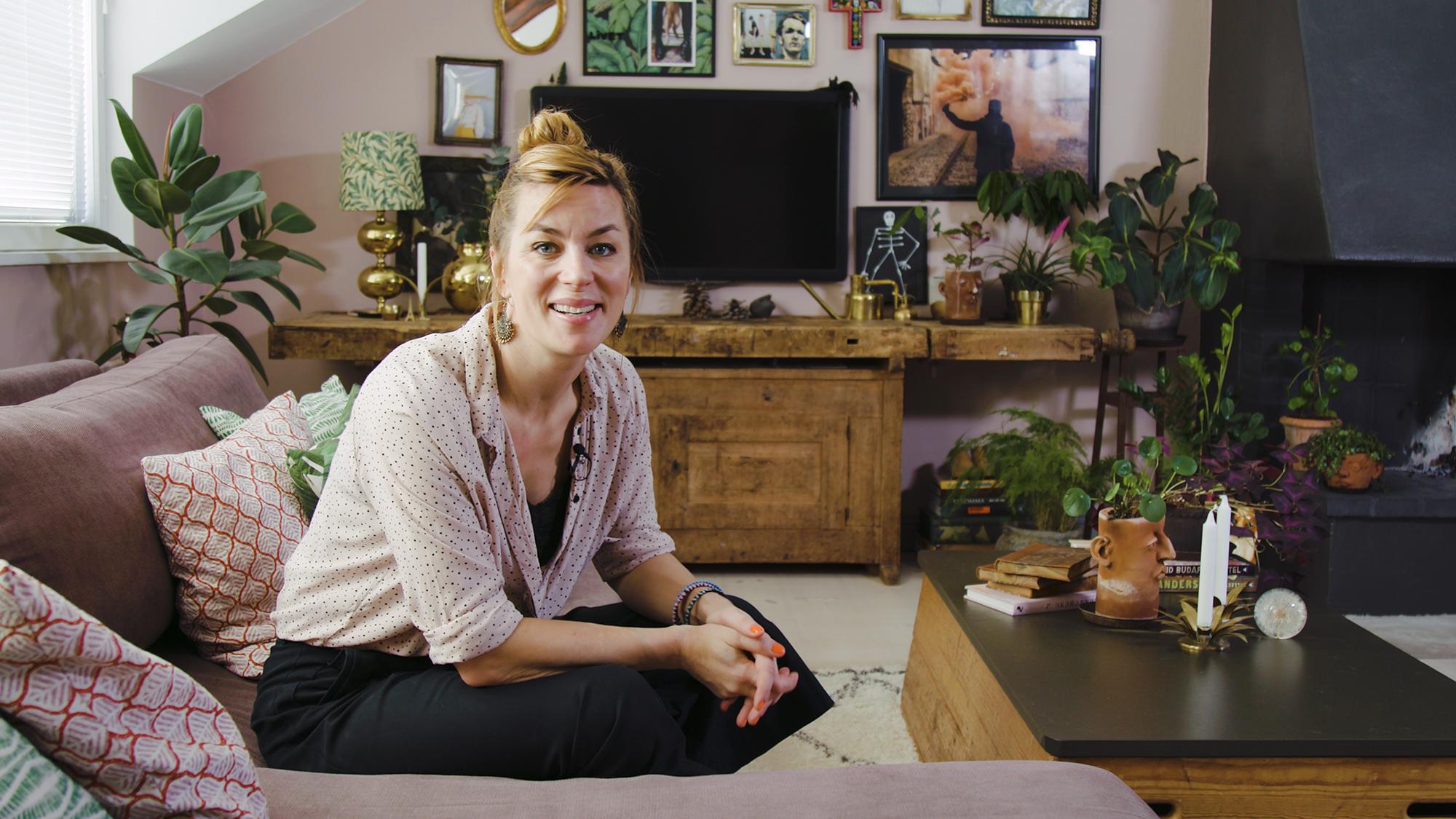 Blocket Fixar våren med Isabelle McAllister